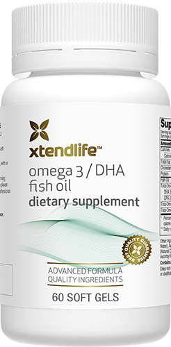 Xtend life omega 3 dha fish oil for joints heart and for Fish oil supplements reviews